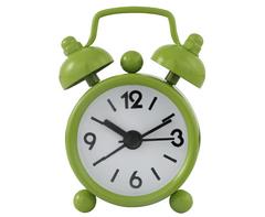 Mini Twin Bell Alarm Clock-AC042I