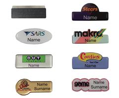 Name Badge - Magnet Clip-NAME-M