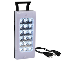 18-LED Rechargeable Lamp-P2242