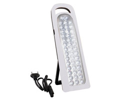 44-LED Rechargeable Lamp-P2243
