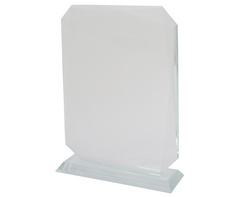 Crystal Trophy - Rectangle-P2248