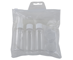 6-Piece Travel Bottle Set-P2283