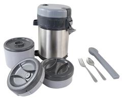 S/S Vacuum Food Container-P2293