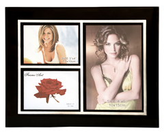 3-in-1 Glass Photo Frame-P2306B