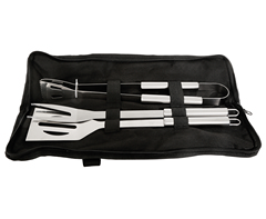 3-Piece Stainless Steel Braai Set-P2324