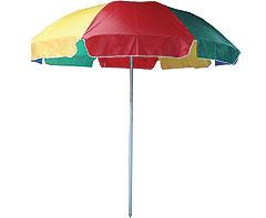 Multicolour Beach Umbrella-P921