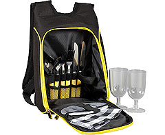 Cheese and Wine Picnic Backpack-P929