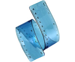 Bendy Ruler 30cm-P965E
