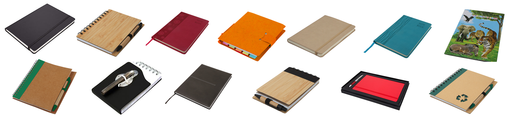 Branded Notebooks by Brand Innovation