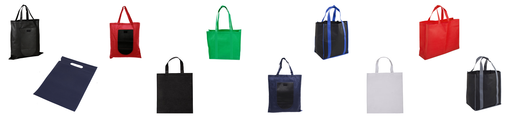 Branded Shopper Bags by Brand Innovation