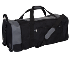 Bolster Foldable Trolley Bag-BAG099Bh