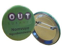 Button Badge (56mm) - Pin Clip-BUTTON56-P